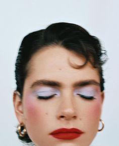 Vogue Makeup, Vogue Beauty, Glam Makeup, Beauty Makeup, Hair Beauty, Makeup Art, 80s Makeup, Cool Makeup Looks, Crazy Makeup