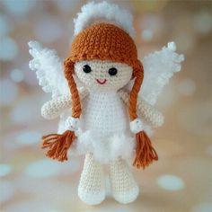 Chrochet, Amigurumi Patterns, Snowflakes, Crochet Hats, Christmas Ornaments, Christmas Ideas, Dolls, Holiday Decor, Diy