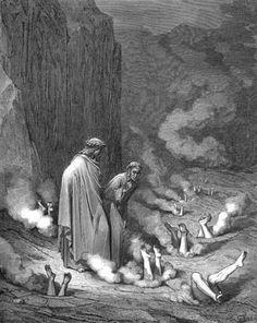 Vengo del Averno!: Gustave Doré - La Divina Comedia