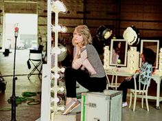 New pic of Taylor for Keds!