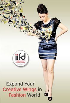 Expand your Creative Wings in Fashion World. For Fashion Designing , Join IIFD. Admission Started!!! Limited Seats Available!!! Fill online form @ http://iifd.in For more assistance contact @ 9041766699 #iifd #best #fashion #designing #institute #chandigarh #mohali #punjab #design #admission #india #fashioncourse #himachal #InteriorDesigning #msc #creative #punjab #haryana