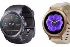 Rumor: estos podrían ser los nuevos smartwatches de Google