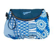 modèle SOHO JAQUARD BLUE