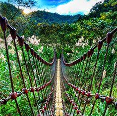 Taiwan hiking trips