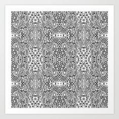 Buy it online. Abstract, patterns. Blanco y negro. Black & white. Noir et blanche. Buy art. Acheter art. Kaufen kunst. Society6 online store.