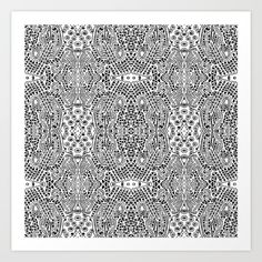 Buy it online. Abstract, patterns. Blanco y negro. Black & white. Noir et blanche. Buy art. Acheter art. Kaufen kunst. Society6 online store.