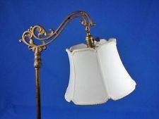 Image result for 1930s pole lamp shade lamps and shades bridge floor lamp shade v notch for antique lamp tailor made lampshades aloadofball Choice Image