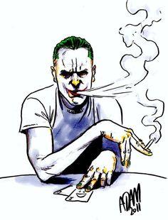 Joker by ADAMshoots on DeviantArt