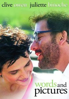 Words And Pictures, Movie on DVD, Drama Movies, Romance
