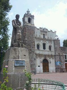 Ex Convento de San francisco en Pachuca Hidalgo