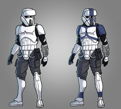 Star Wars: Rogue One - Tank Trooper by MarkusRollo on DeviantArt Star Wars Characters Pictures, Star Wars Images, Star Wars Rpg, Star Wars Clone Wars, Spider Men, Cuadros Star Wars, Star Wars Drawings, Star Wars Concept Art, Star Wars Wallpaper