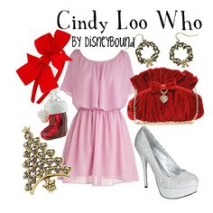 FUN christmas outfit ;) grown ups can play dress up too! even if it's not halloween!