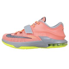 Nike KD VII GS 7 35000 Degrees Kevin Durant Air Max Youth Boys Basketball Shoes in Unisex Shoes | eBay