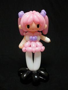 Les excellentes créations en ballons de Masayoshi Matsumoto
