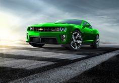 2012 Synergy Green ZL1 Camaro....saving up for this bad boy. O GOSH!!!!!