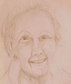 I just had the best couple of days with the sweetest mom ever! #blessed #mom #silverpoint #dailydrawing #hopland #thankful #bestfriend #artwork