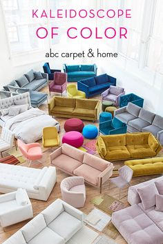 New Arrivals at ABC Carpet & Home. View our latest furniture collections available online.