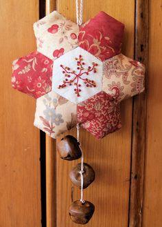 Hexagonal Christmas Decoration