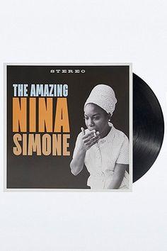 Disque vinyle Nina Simone : The Amazing Nina Simone