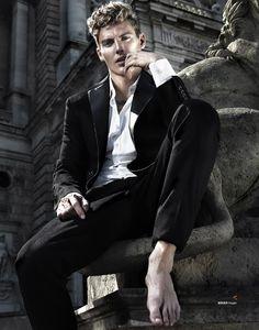 Mikkel Jensen - Harper's Bazaar China Men Style September 2015