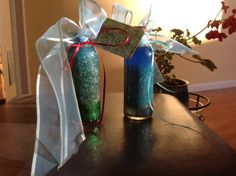 Use these glitter jars to help soothe and calm your frayed nerves.  $17.95