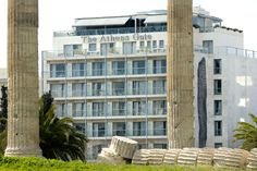 ~~ Athens Gate Hotel: The official website ~~ The hotel we stayed in while visiting Athens.