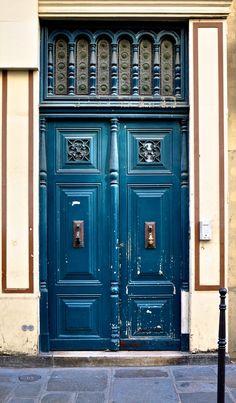 Paris, France #door