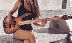 An Interview with Bassist Anna Sentina