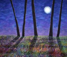 Moonlight by Kate Themel, Artist - Gallery