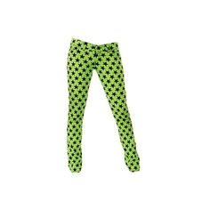 Jist Emo Lime Green Tartan Skinny Jeans | Green I want and The o&39jays