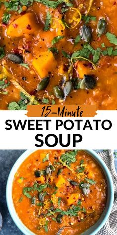 This delicious and hearty soup cooks in 10 minutes in your pressure cooker. Healthy, vegan, and gluten free, it is guaranteed to become a family favourite!