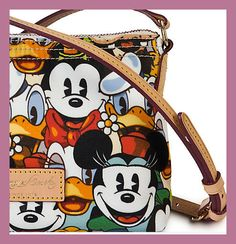 Have you seen the new Disney Dooney & Bourke Faces handbag collection? Check out the prices...