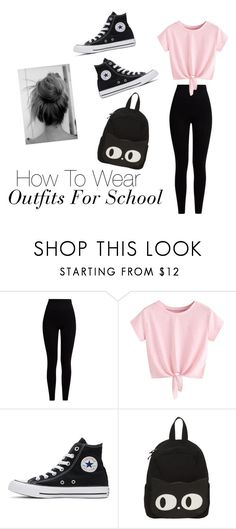 How to wash baby clothes? Polyvore Outfits, Polyvore Dress, First Day Of School Outfit, School Wear, Cute Middle School Outfits, School School, Converse Outfits, Converse Fashion, Teenage Outfits