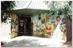 The School of the Air, Head Street, Alice Springs