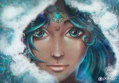 Princess of the seas Michiru Sailor Neptune by Pillara