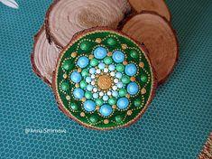 Mini Mandala. Beautiful bright mandala