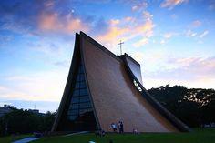 Gallery - AD Classics: Luce Memorial Chapel / I.M. Pei - 7
