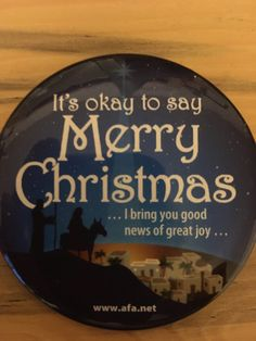 """Most of us grew up in a culture that embraced Christmas. We said """"Merry Christmas"""" as a joyful greeting, decorated Christmas trees, made Christmas cookies, sent out Christmas cards, gave Christmas …"""