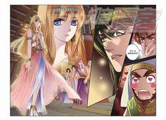Чтение манги Песнь песка и моря: наложница фараона 1 - 1 - самые свежие переводы. Read manga online! - ReadManga.me
