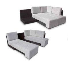 Мягкая мебель - Модульные диваны - Модульный диван Sirti - Miform