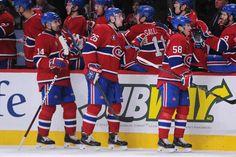 Habs vs Canucks Pleke, Jiri Sekac, and Sven Andrighetto Golden Knights, Montreal Canadiens, Nhl, Sports, Sport