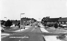 Photo of Wembley, Preston Road from Francis Frith National Stadium, High Road, Lest We Forget, Football Stadiums, Preston, Old Photos, Over The Years, Nostalgia, Street View