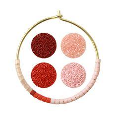 Delica perler farvekombination Melbourne