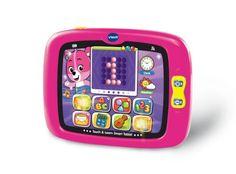 VTech Baby Cora's 1st Tablet VTech Baby http://www.amazon.co.uk/dp/B00JFYZPO8/ref=cm_sw_r_pi_dp_0W6Xwb0TYKKT6