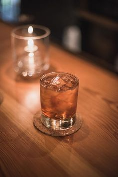 Moonlight Mile Kennessee Old Fashioned Why not try an updated take on one of America's oldest cocktails? Old Fashioned Drink, Old Fashioned Recipes, Old Fashioned Cocktail, Bourbon Drinks, Whiskey Cocktails, Classic Cocktails, Bourbon Recipes, Cocktail List
