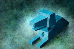 'Echélon' by Kuba Gornowicz on artflakes.com as poster or art print $16.63