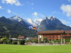 Edelweiss Lodge and Resort, Garmisch Germany, <3