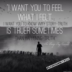 The Things They Carried Quotes New Tim O'brien The Things They Carriedgreat Book  Quotes  Pinterest