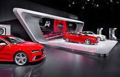 Audi - Salon internacional del automovil Barcelona 2013 | Schmidhuber