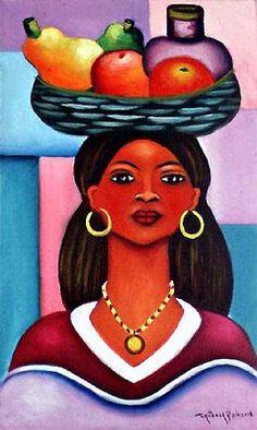 Art of Haiti - Fritzner Alphonse